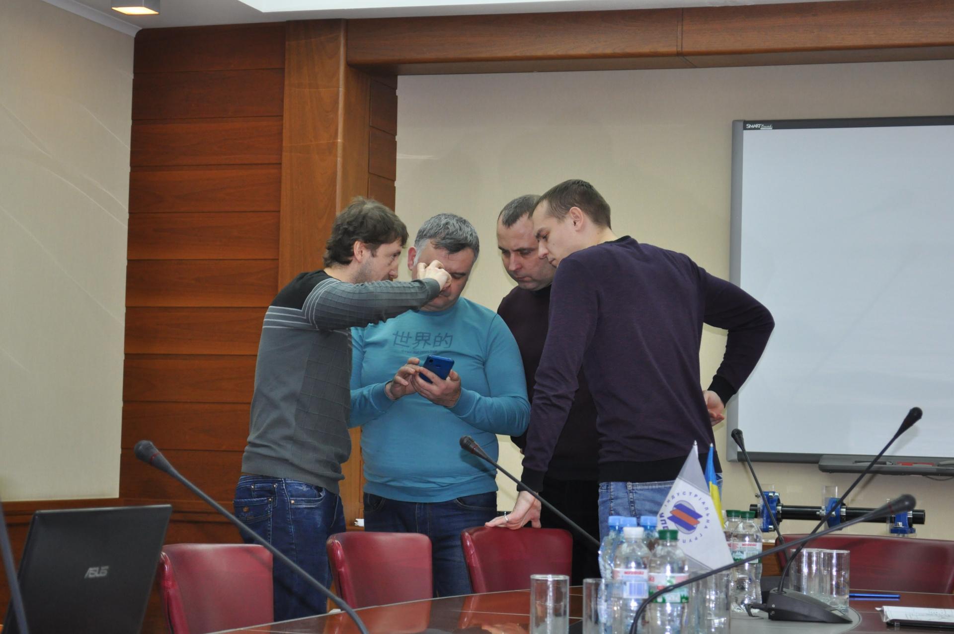 21 января Харьковский подшипниковый завод (ХАРП) посетили представители Хорольского механического завода (ХМЗ).